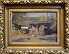 "Edvi-Illes Aladar ""Farmhouse"""