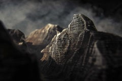 Half Dome No. 2 (with 3D printed landscape)
