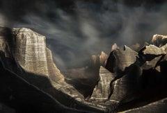 Yosemite Gateway No. 1 (with 3D printed landscape)