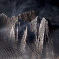 Yosemite Spires No. 1 (with 3D printed landscape)