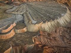 Chuquicamata Copper Mine Overburden #2, Calama, Chile – Edward Burtynsky, Colour