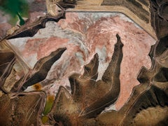 Morenci Mine #1, Clifton, Arizona, USA– Edward Burtynsky, Landscape, Industry