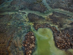 Oil Bunkering #4, Niger Delta, Nigeria – Edward Burtynsky, Landscape, Industry
