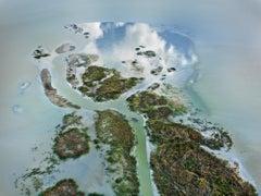 Phosphor Tailings #6, Near Lakeland, Florida, USA – Edward Burtynsky, Landscape