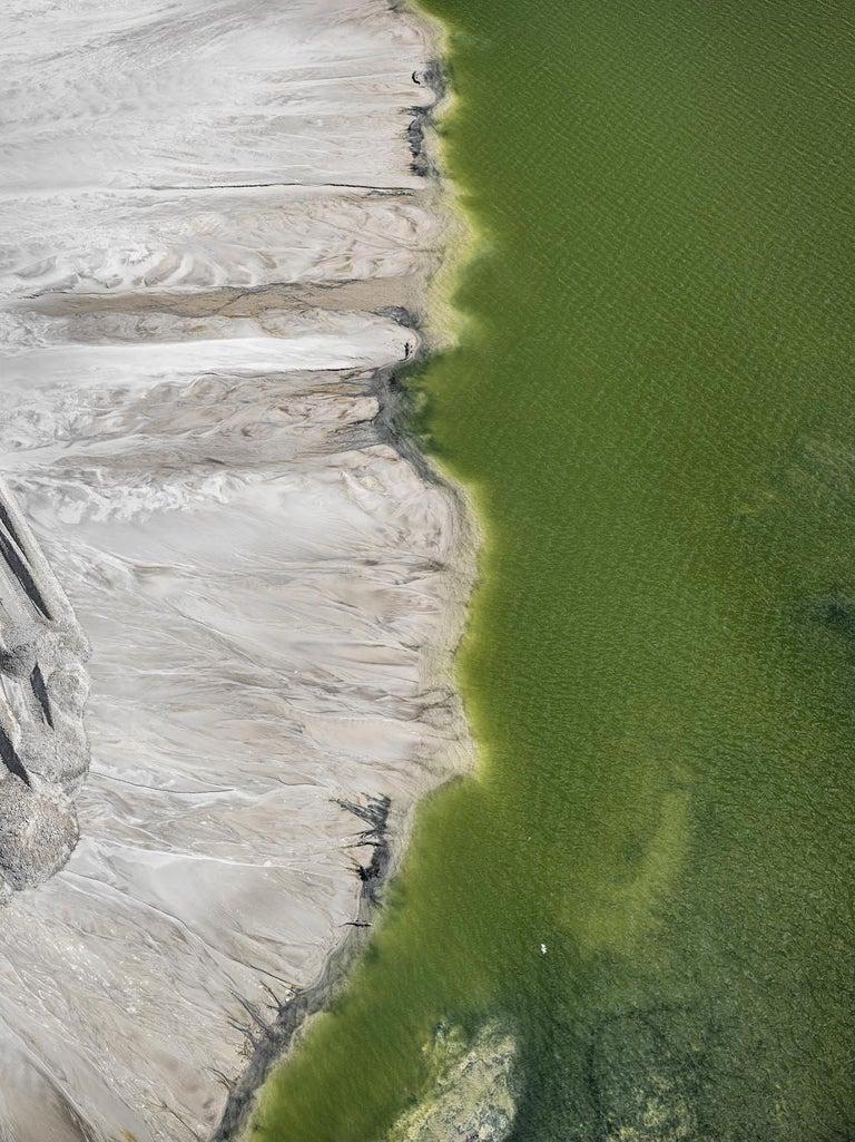 Phosphor Tailings Pond #4, Near Lakeland, Florida, USA – Edward Burtynsky For Sale 1