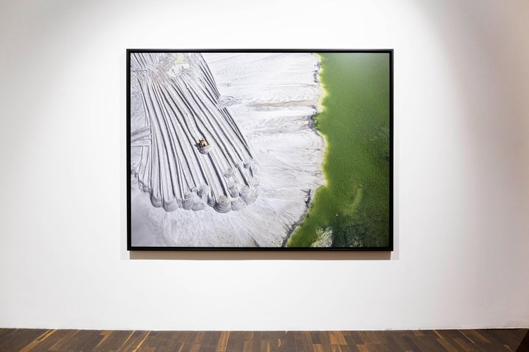 Phosphor Tailings Pond #4, Near Lakeland, Florida, USA – Edward Burtynsky For Sale 3