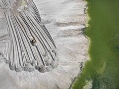 Phosphor Tailings Pond #4, Near Lakeland, Florida, USA – Edward Burtynsky