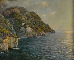 Amalfi Coast in Morning Sun