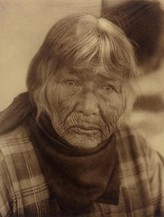 Aged Pomo Woman [Plate 488]