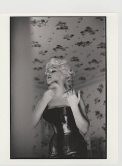 Marilyn Monroe, print of 1988 from original negative