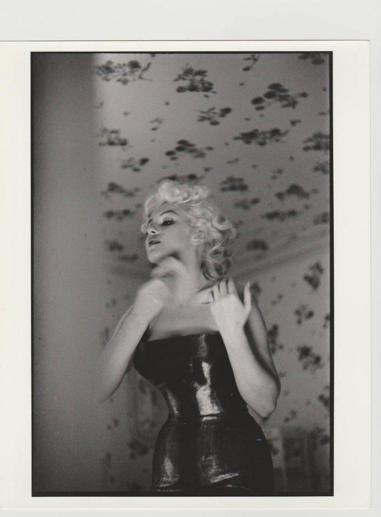 Edward Feingersh Black and White Photograph - Marilyn Monroe, print of 1988 from original negative