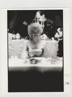 Marilyn Monroe, unique print of 1988 from original negative