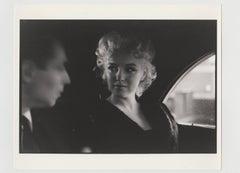 Marilyn Monroe, unique print of 1988 from original negative