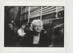 Edward Feingersh - Marilyn Monroe, unique print of 1988 from original negative