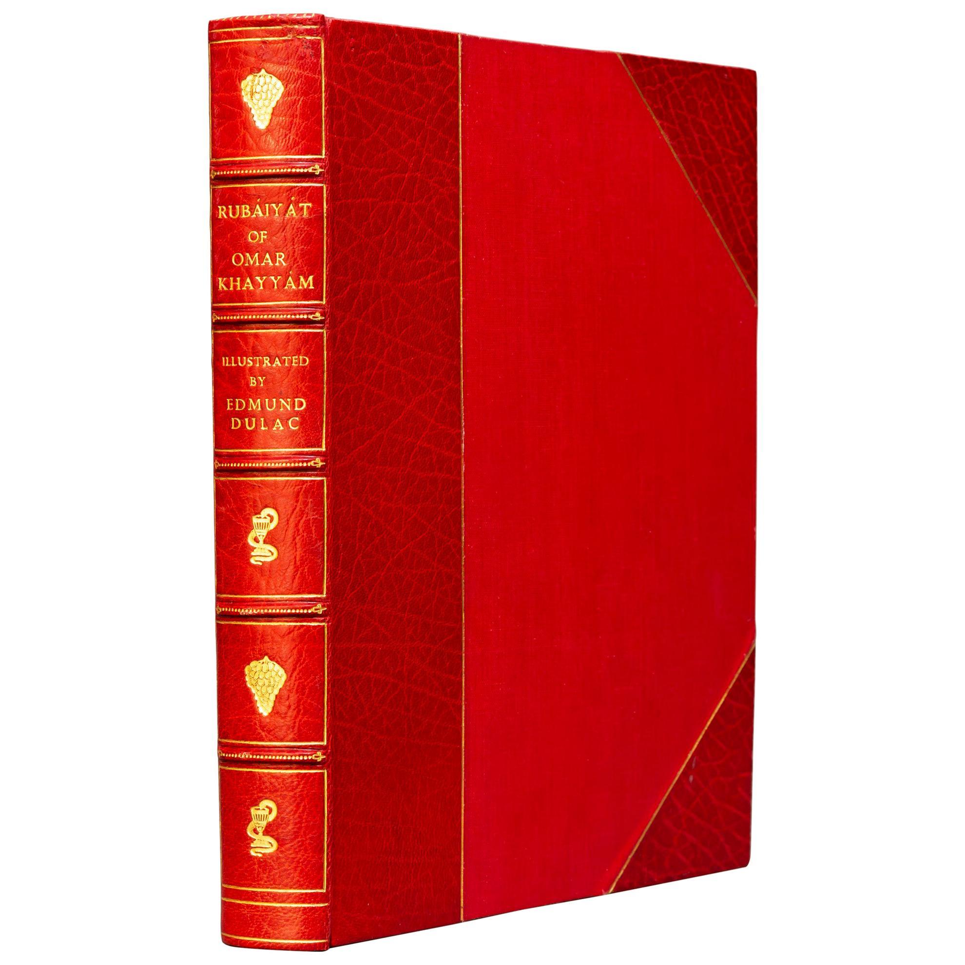 Edward Fitzgerald Rubaiyat of Omar Khayyam