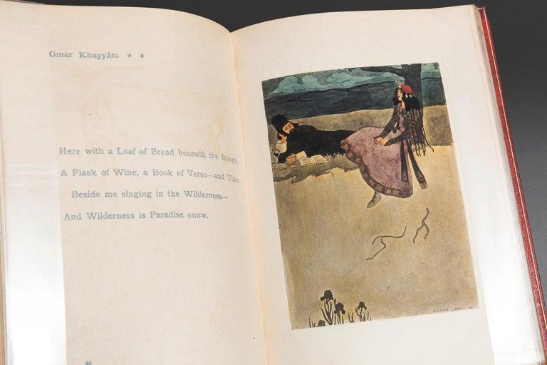 Edward Fitzgerald, The Rubaiyat Of Omar Khayyam In Good Condition For Sale In New York, NY