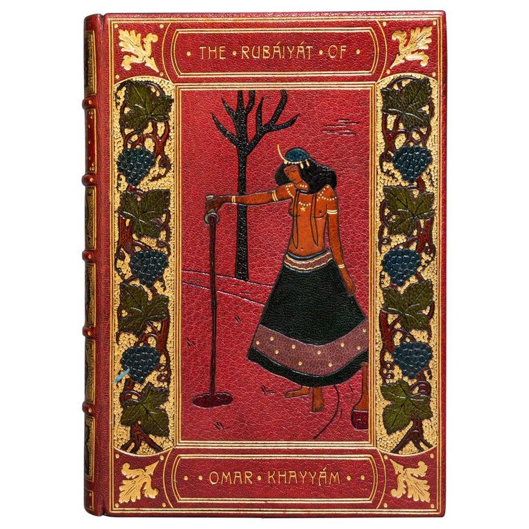 Edward Fitzgerald, The Rubaiyat Of Omar Khayyam For Sale