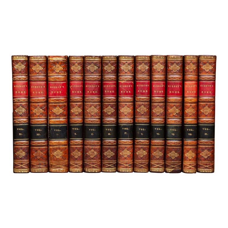 Edward Gibbon, The History of the Decline and Fall of the Roman Empire For Sale