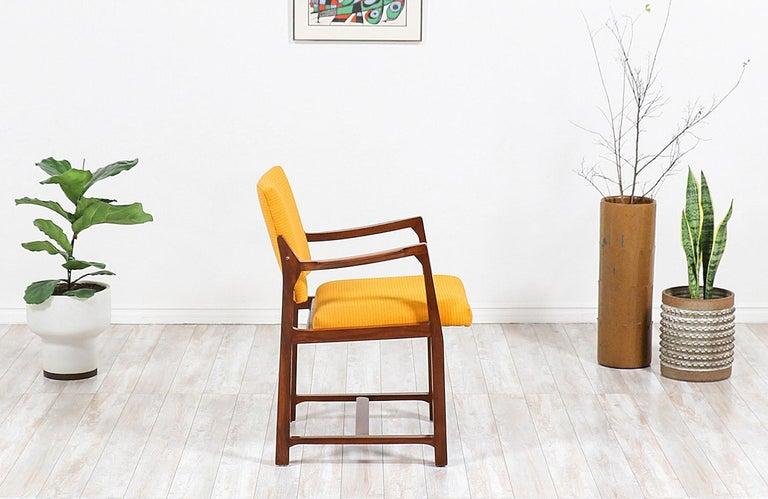 Mid-Century Modern Edward J. Wormley Armchair for Dunbar For Sale