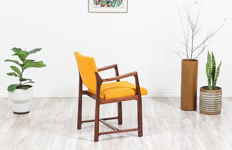 American Edward J. Wormley Armchair for Dunbar For Sale