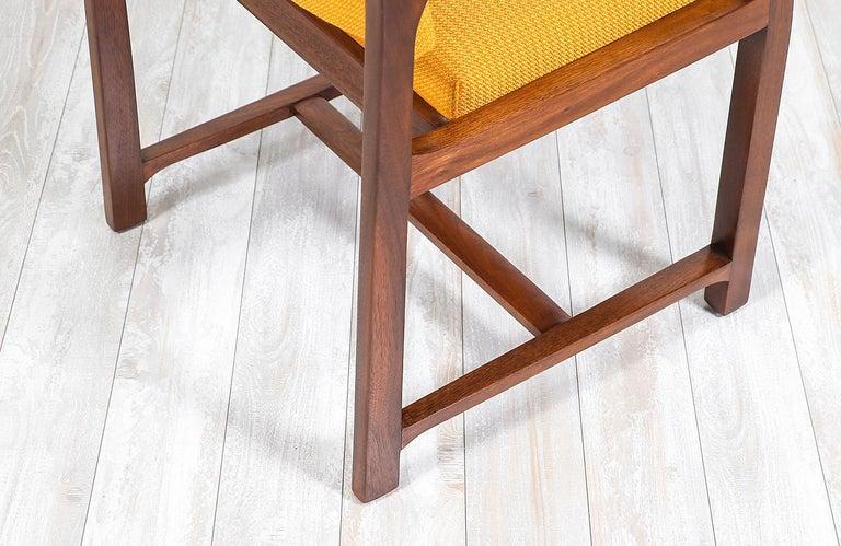 Edward J. Wormley Armchair for Dunbar For Sale 1