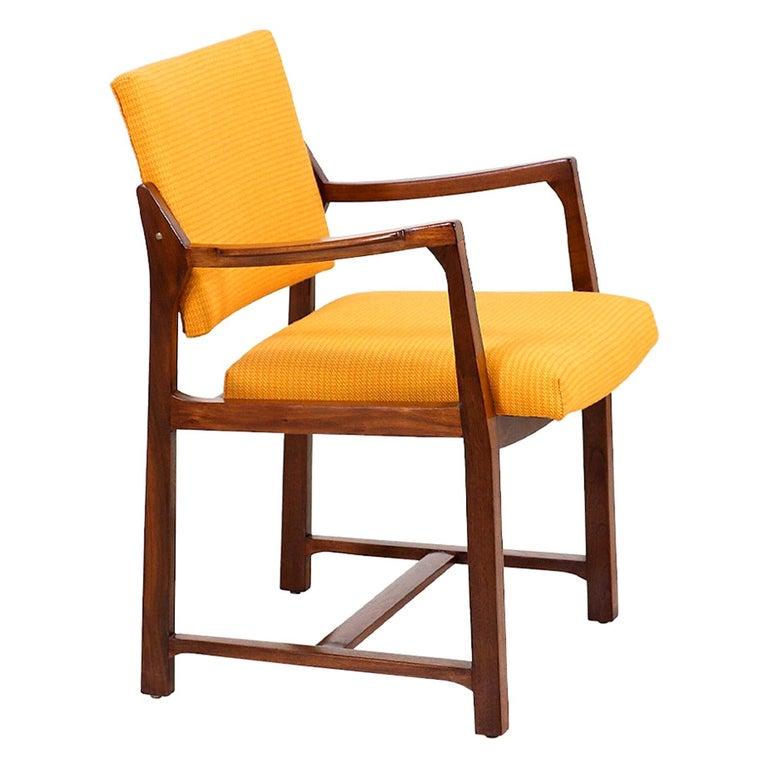 Edward J. Wormley Armchair for Dunbar For Sale