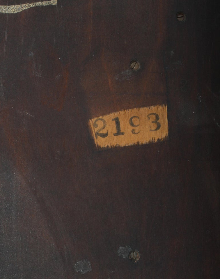 Edward J. Wormley for Dunbar, 1940s Bookshelf End Table For Sale 8