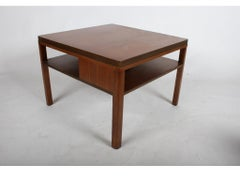 Edward J. Wormley for Dunbar 1940s Bookshelf End Table