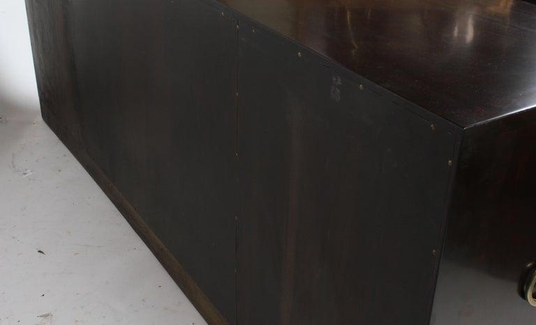 Edward J. Wormley for Dunbar Asian Inspired Sideboard, circa 1950s For Sale 9