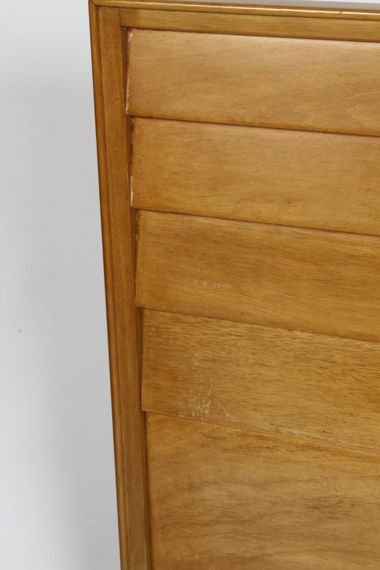 American Edward J. Wormley for Dunbar Full Size Headboard For Sale
