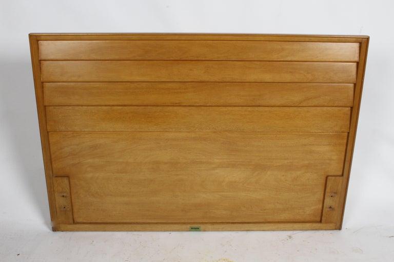 Mid-20th Century Edward J. Wormley for Dunbar Full Size Headboard For Sale