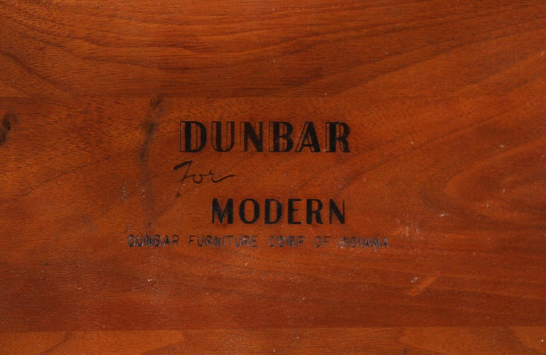 Edward J. Wormley Nesting Tables for Dunbar For Sale 4