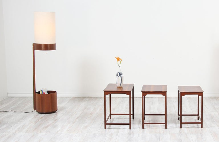Mid-Century Modern Edward J. Wormley Nesting Tables for Dunbar For Sale