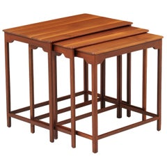 Edward J. Wormley Nesting Tables for Dunbar