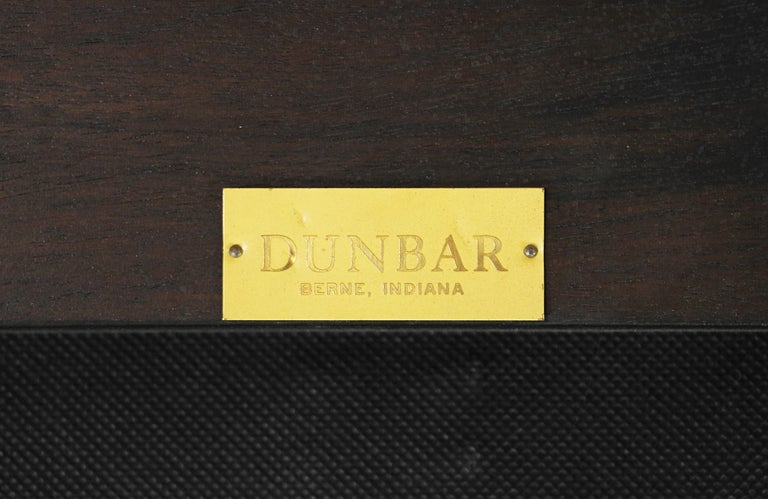 Edward J. Wormley Tufted Lounge Chair for Dunbar For Sale 5
