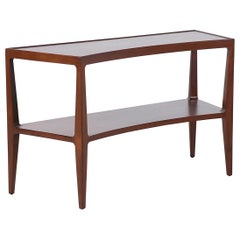 Edward J. Wormley Two-Tier Console Table for Dunbar