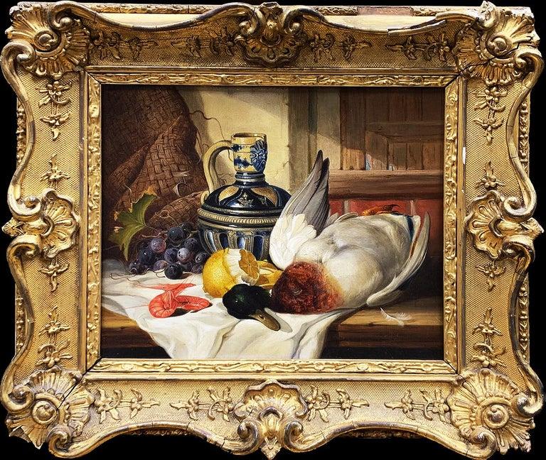 Edward Ladell Still-Life Painting - Still life