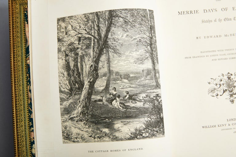 Edward Mcdermott, The Merrie Days of England For Sale 1
