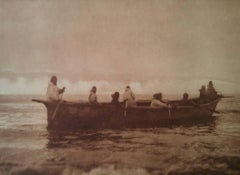 Whaling Crew - Cape Prince of Wales, pl. 709