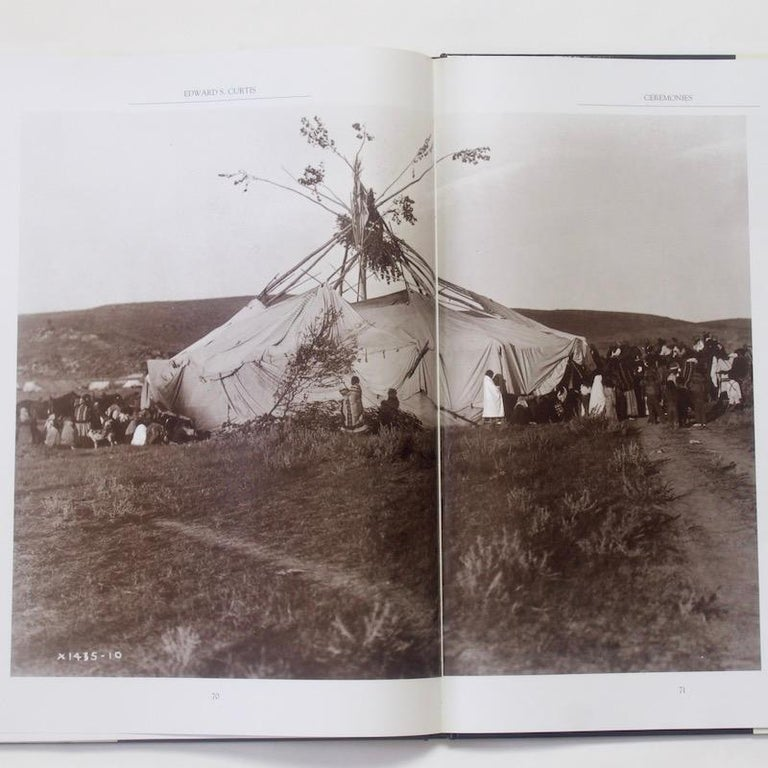 Mid-Century Modern Edward S. Curtis by Barry Pritzker, 1993 For Sale