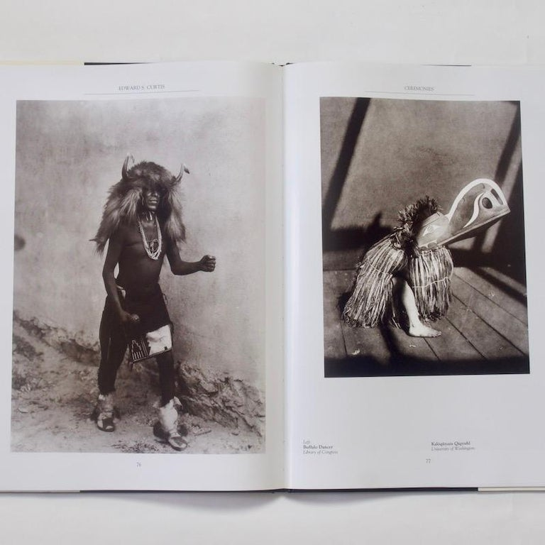American Edward S. Curtis by Barry Pritzker, 1993 For Sale