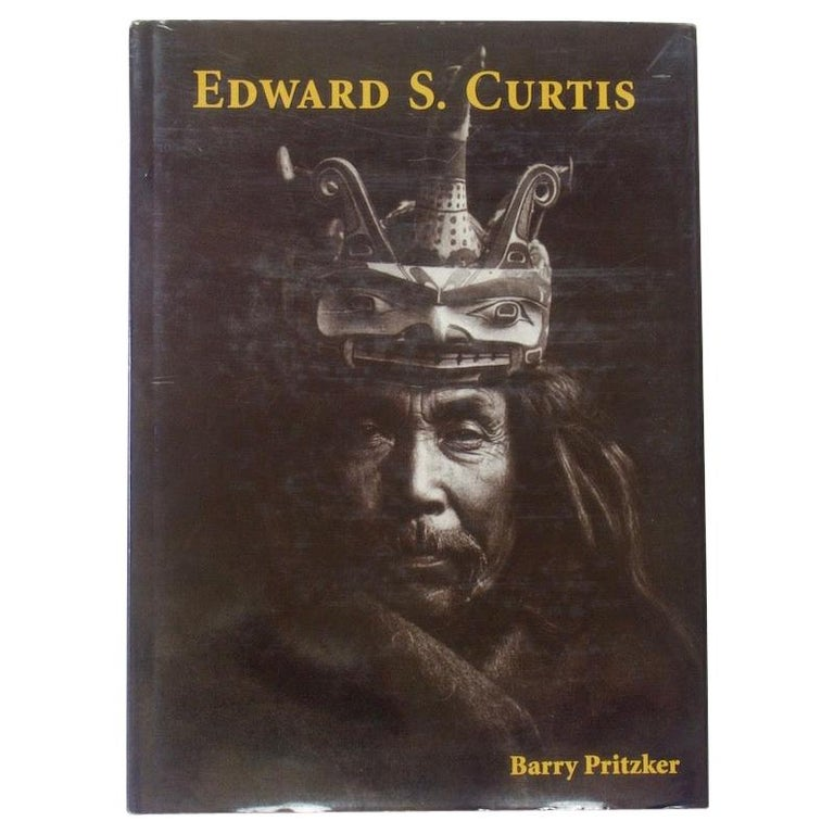 Edward S. Curtis by Barry Pritzker, 1993 For Sale