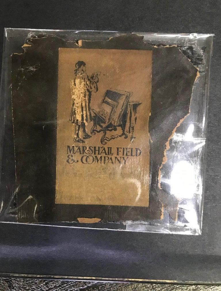 Edward S. Curtis Original Signed Stamped Platinum Print the Vanishing Race, 1904 For Sale 3