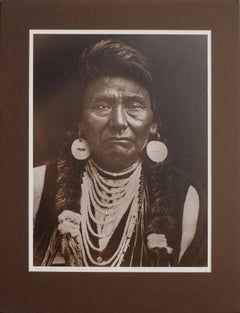 Nez Perce Chief Joseph