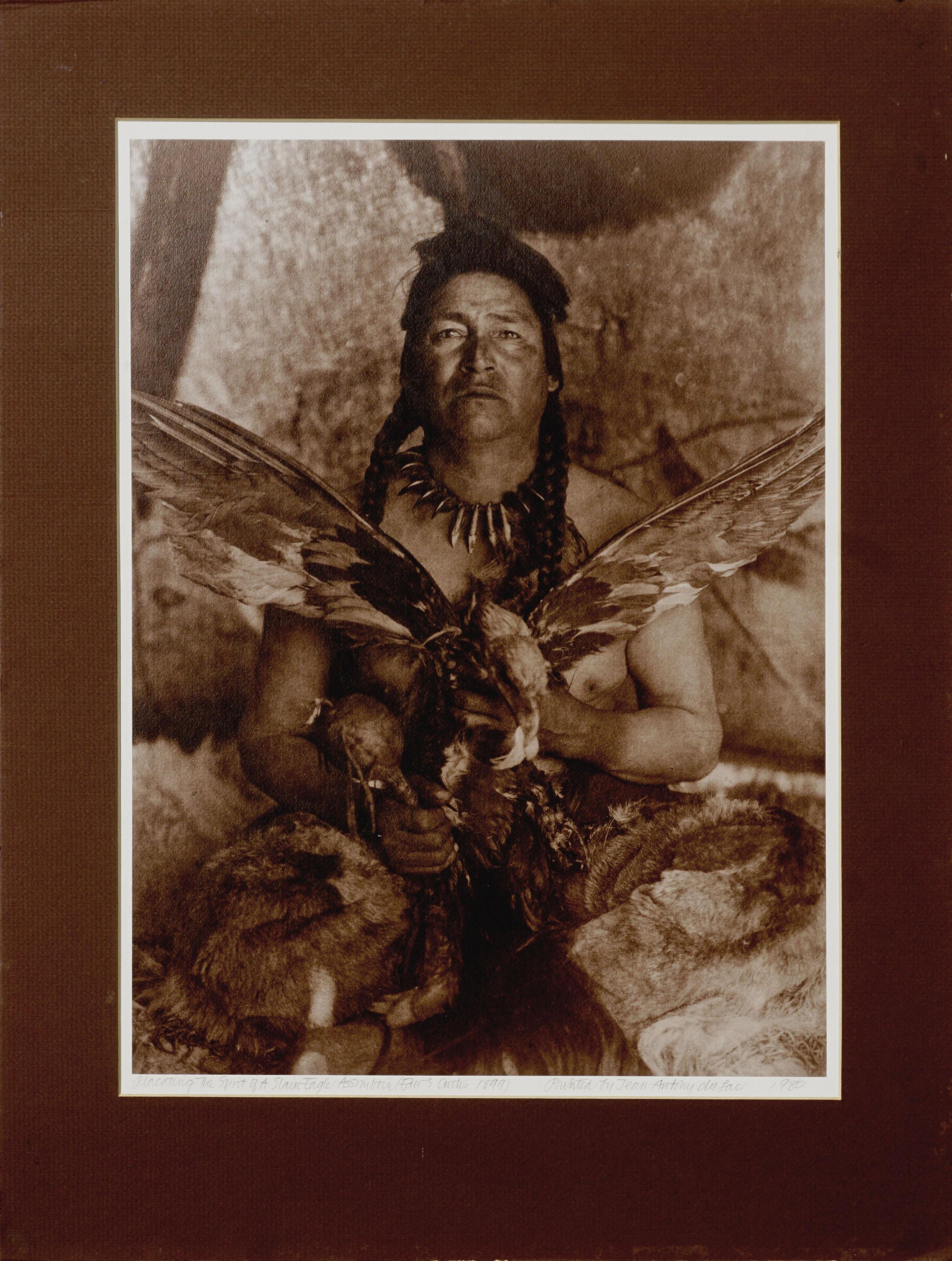 Placating the Spirit of the Slain Eagle: Assiniboine