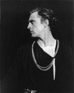 John Barrymore as Hamlet