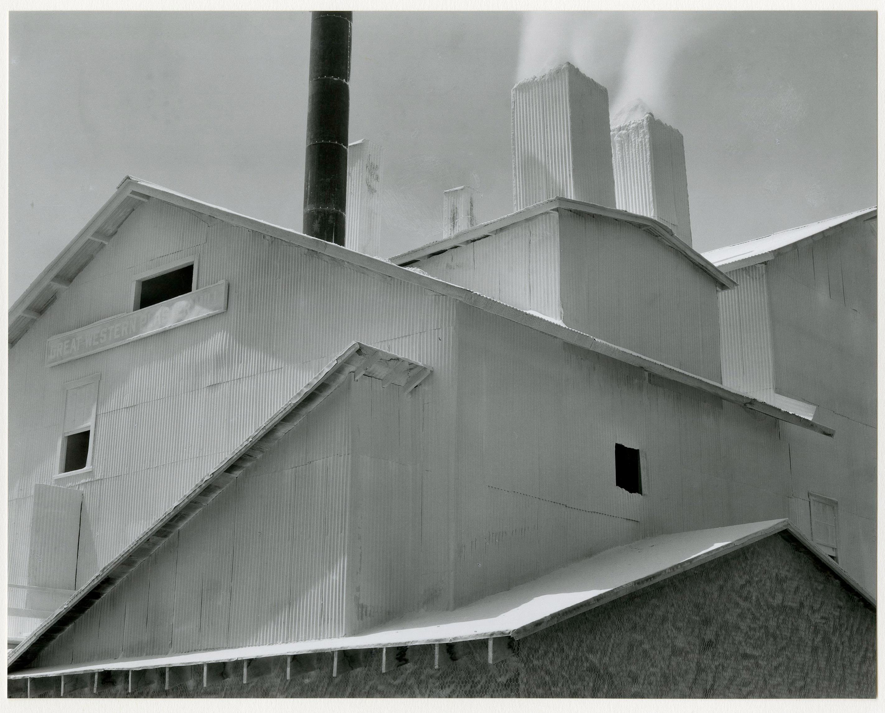 Plaster Works, Los Angeles, 1925