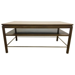 Edward Worley for Dunbar A1012 Plateau Midcentury Cocktail Table