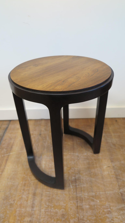 Mid-Century Modern Edward Wormely Dunbar Side Table For Sale