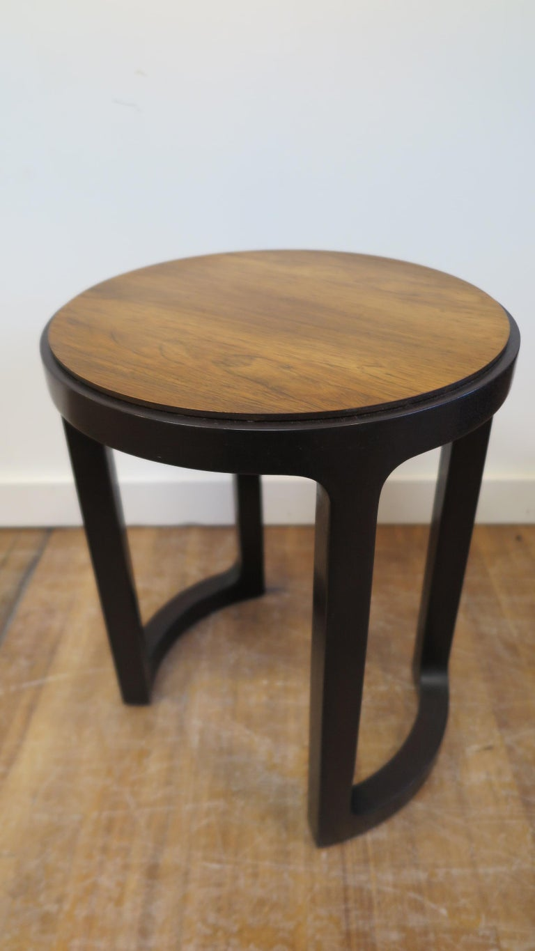 American Edward Wormely Dunbar Side Table For Sale